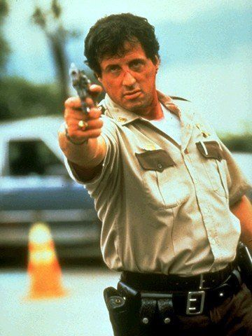 """A Gun Belt and Holster from """"Cop Land.""""... Movie/TV 