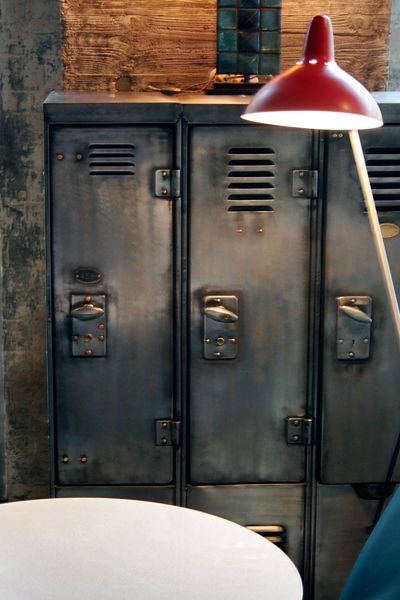 Dishfunctional Designs: Decorating With Home Depot Industrial Supply: Unexpected Style