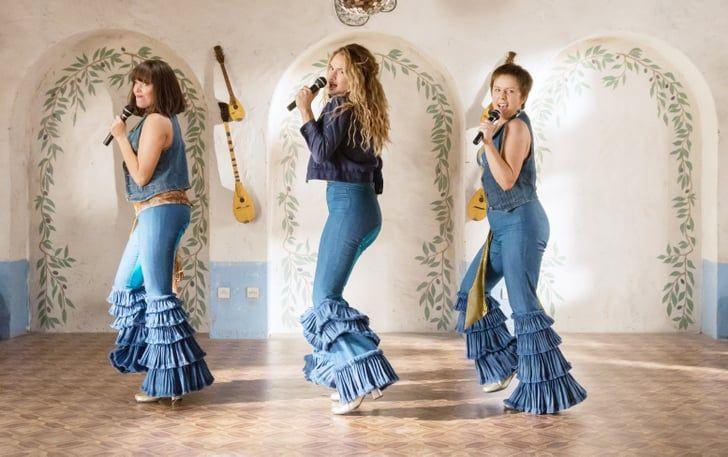The Dynamos From Mamma Mia Here We Go Again Mamma Mia Top