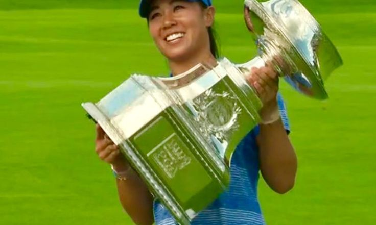 Danielle Kang Wins KPMG PGA Championship, First Career LPGA Win