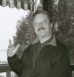 Kari Suomalainen (October 15, 1920  - August 10, 1999) was Finland's most famous political cartoonist. -  http://en.wikipedia.org/wiki/Kari_Suomalainen