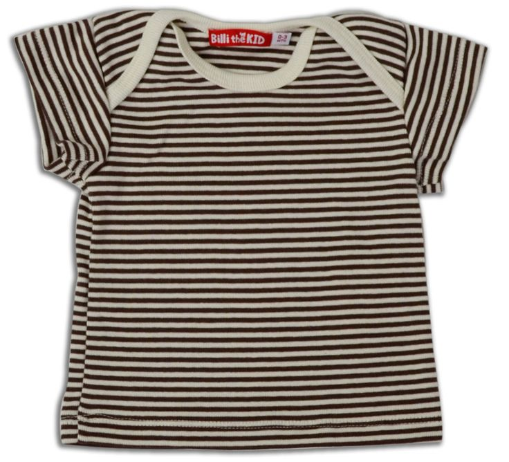 Baby Tee- envelope neck  organic cotton made with love in NZ  $19.90