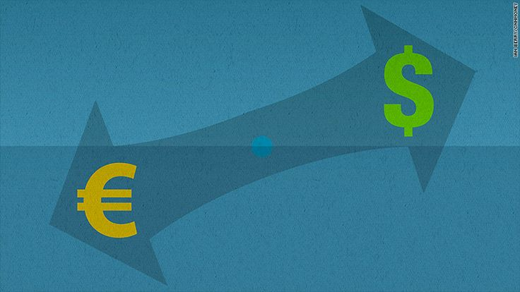 The two currencies are heading toward parity after Mario Draghi, the president of the European Central Bank, dropped yet another strong hint that he is about to pour more money into the European economy. Europe and the Fed will be pulling in opposite directions. The ECB's move, likely to happen on December 3, is likely to weaken the euro and strengthen the dollar, while the Fed could give the dollar even bigger boost on December 16. The last time the dollar matched the euro  was 13 years…
