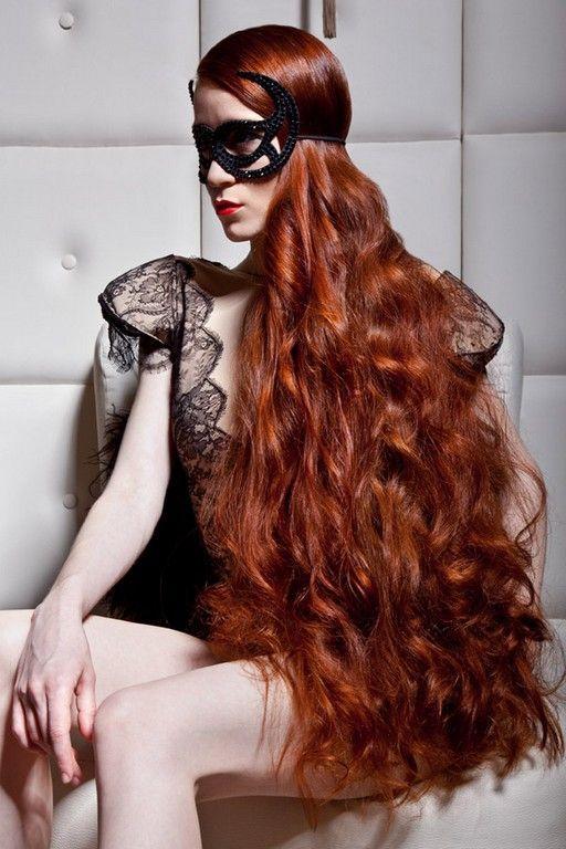 25 best ideas about cheveux tres long on pinterest. Black Bedroom Furniture Sets. Home Design Ideas