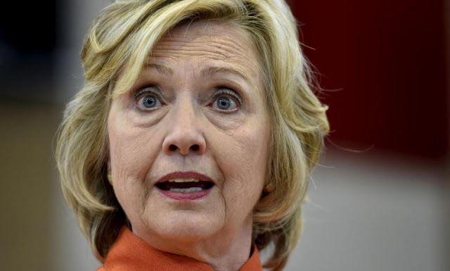 Presumptuous Politics: Poll: Hillary Clinton as Unpopular Today as She Wa...