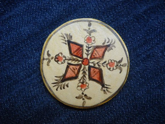 Romanian traditional motivesmagnets 04 by DeniseClemenco on Etsy, $10.00