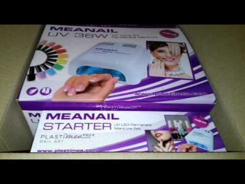 Kit manicura Plastimea https://www.amazon.es/Kit-MeaNail-permanente-accesorios-Moldeador/dp/B00M61WJGO/ref=cm_rdp_product por 44,90€