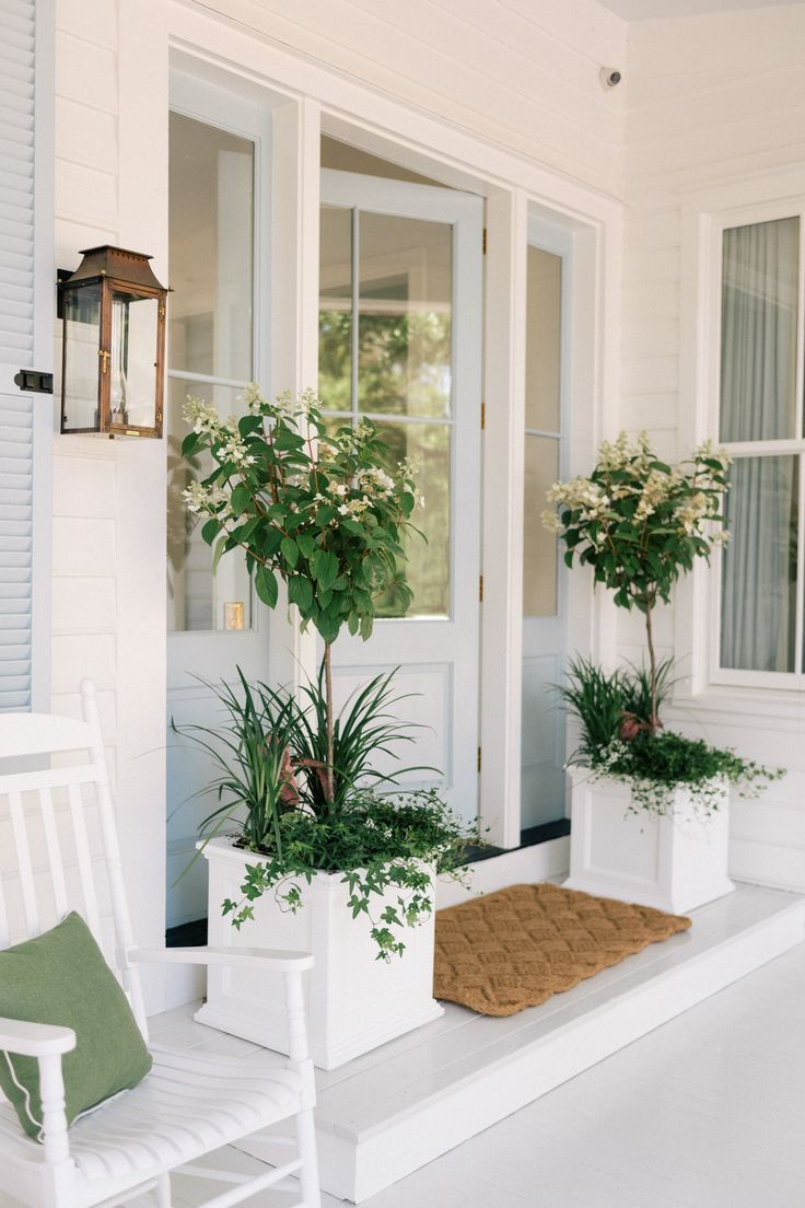 Our Front Porch Makeover