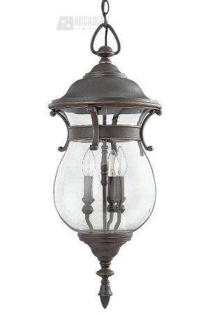 Sea Gull Lighting 60225-764 Triumphant Traditional Outdoor Hanging Light SG-60225-764