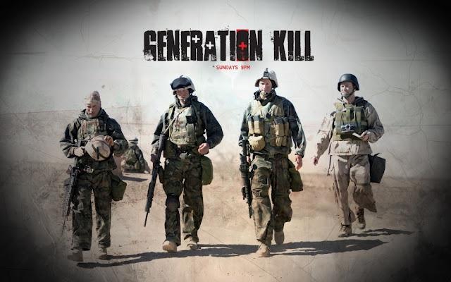 제너레이션 킬(Generation Kill – HBO, 2008)