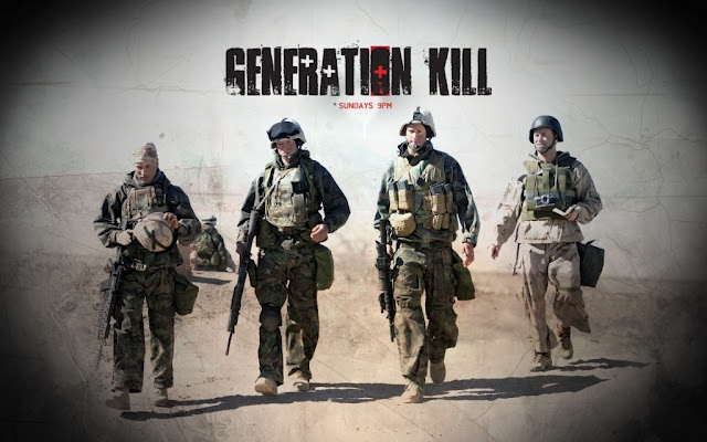 제너레이션 킬(Generation Kill – HBO, 2008)