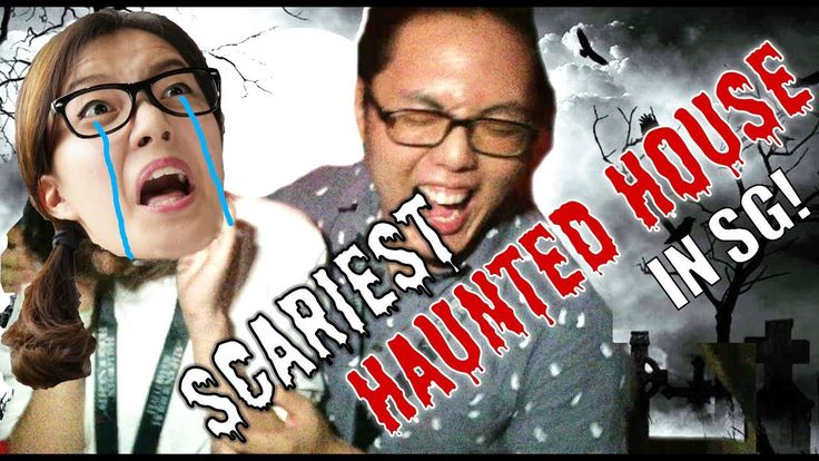 Scariest Haunted House in Singapore?? - WATCH VIDEO HERE -> http://singaporeonlinetop.info/travel/scariest-haunted-house-in-singapore/     Did you expect guys to all be tough and fearless? Wait till you see what happens here.. Think you can do better?!  — Follow us everywhere! Facebook: Website: sgag.sg Twitter: @sgag_sg Instagram: @sgagsg  Video credits to OfficialSGAGtv YouTube channel