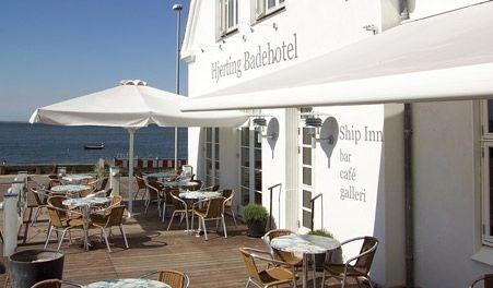 Hjerting Badehotel - Seaside hotels - hotel.dk