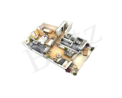 We give the service of designs for 3D floor plan because it's must to watch your dream floor plan that how is look in the future. We design 3D floor plan with new technique of designing with respect skills of our creator staff.