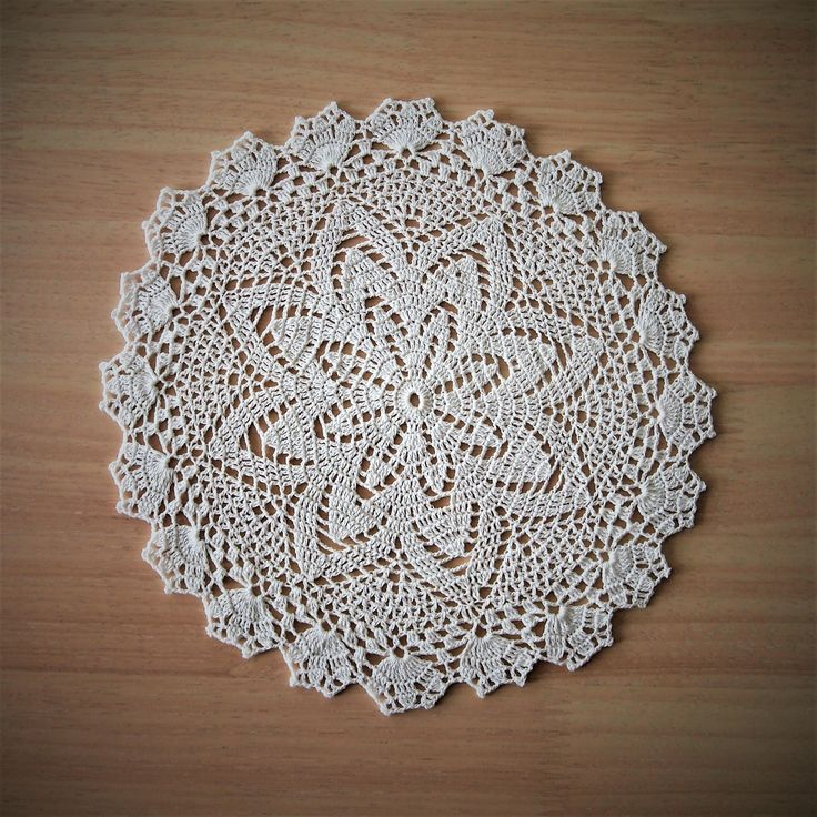 Excited to share the latest addition to my #etsy shop: READY TO SHIP; White crochet beauty; Crochet doily by VerLen Crochet; Free shipping worldwide #housewares #homedecor #white #housewarming #crochet #crocheted #doily #crochetdoily #crochê #lovecrochet #verlencrochet http://etsy.me/2CqhcYn