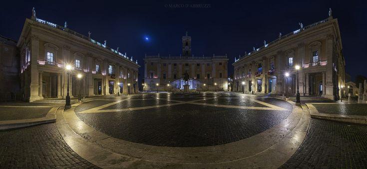 piazza del campidoglio DABMARCO 2149281