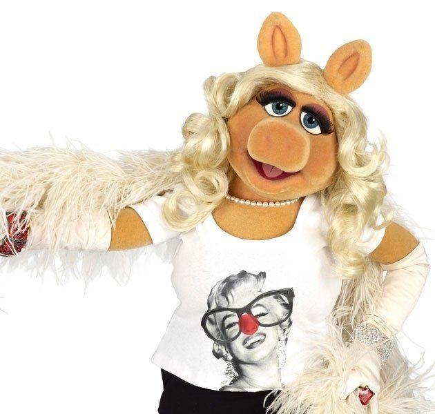 Best 25 Piggy Muppets Ideas On Pinterest: The 25+ Best Little Miss Piggy Ideas On Pinterest