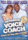 The Paula Abdul & Randy Jackson: Ultimate Voice Coach [DVD/CD] [3 Discs] [DVD] [2005]