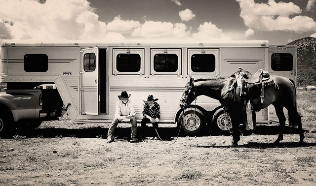 Rodeo Life by Peter Bongers, via Flickr