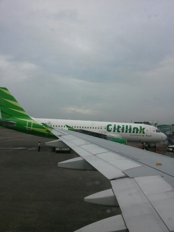 Citilink by garuda indonesia