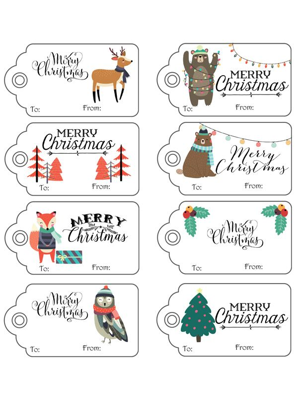 Festive Printable Christmas Gift Tags Christmas Gift Tags Printable Christmas Gift Card Free Printable Christmas Gift Tags