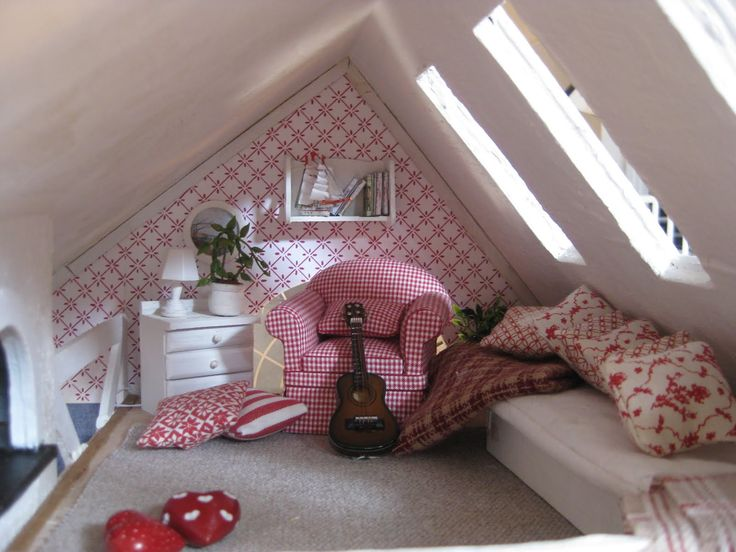 The Brookwood House   Miniatyrmama