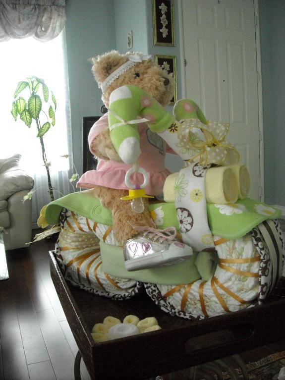 best unique baby shower gifts, diaper bikes images on, Baby shower invitation