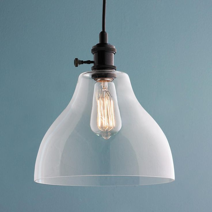 Best 25 Clear Glass Pendant Light Ideas On Pinterest
