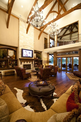 17 Best Images About Ranch Style Interiors On Pinterest Western Homes Fireplaces And Cabin