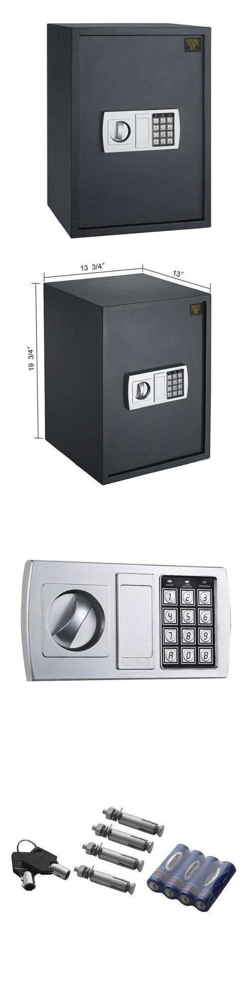 Safes 121836: Large Fire Safe Electronic Lock Box Security Steel Fireproof Home Office Sentry -> BUY IT NOW ONLY: $89.6 on eBay!