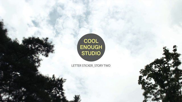 Who is your cool enough person to you? Tell your people that they are loved. We would like to remind of you you are cool enough.   at soso market, Seoul, South Korea