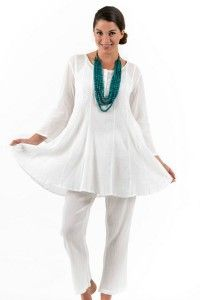Spirituelle Cotton Swing Top