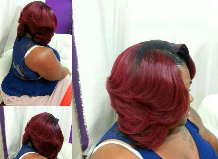 Weave Hair Styles