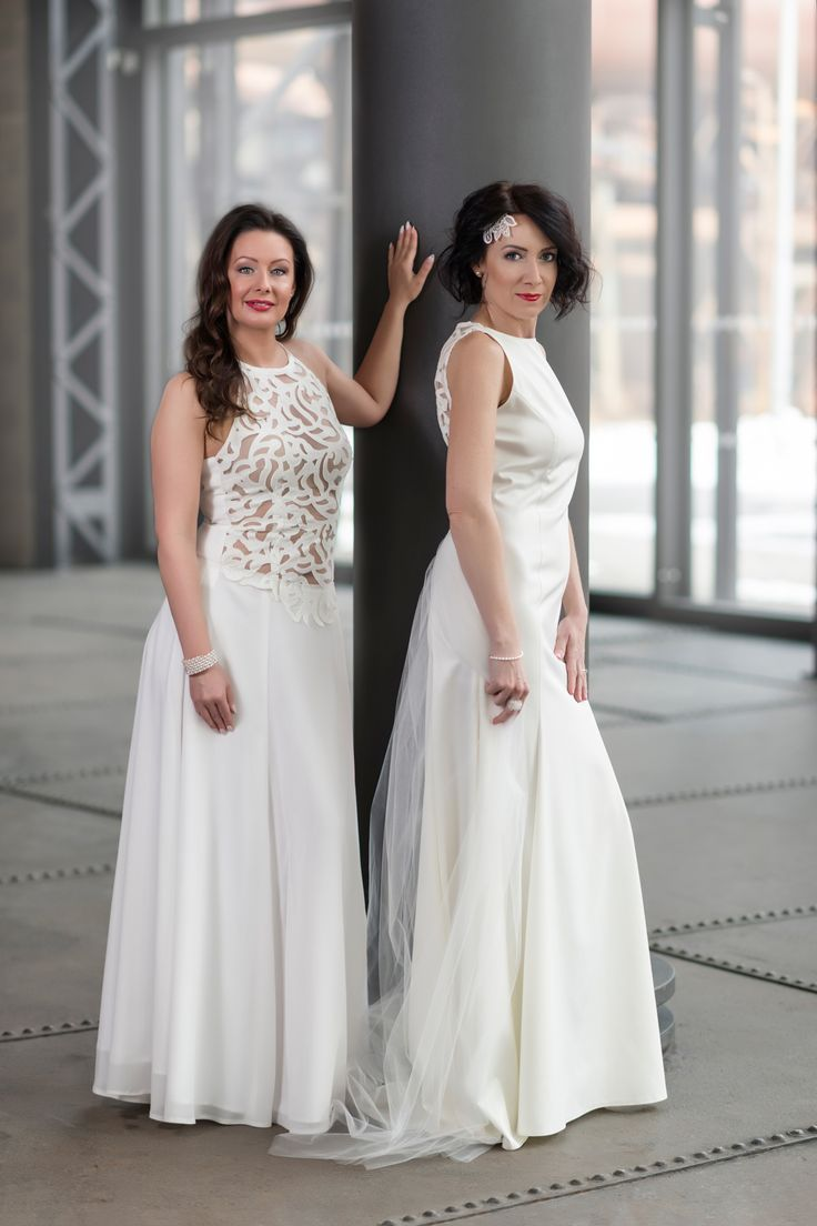 Wedding dress from collection 2018 by Binar Han