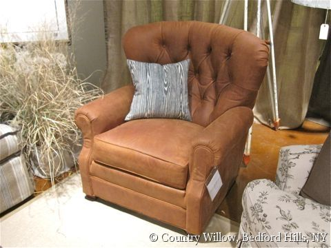 64 Best Leather Sofas Chairs Sectionals Images On Pinterest Cowhide Ottoman Leather