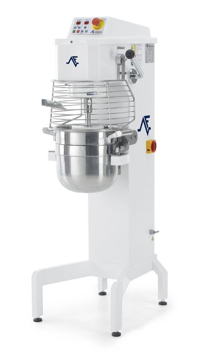 Commercial mixer, pastry blender, professional mixer, confectionery mixer, planetary mixer, pastry machine, BTF, Ferneto