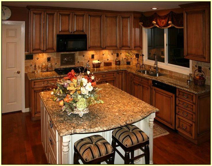 Image result for kitchen tile backsplash ideas with maple ... on Kitchen Backsplash Ideas With Maple Cabinets  id=19588