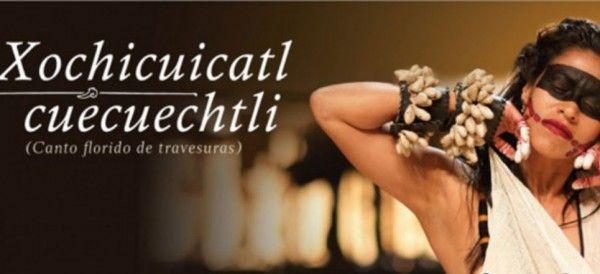 Fotografía escénica de OPERA XOCHICUICATL CUECUECHTLI publicada por ARISTEGUI NOTICIAS