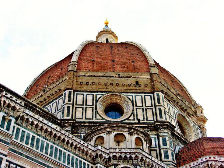 Brunelleschi-Cupola Duomo di Firenze
