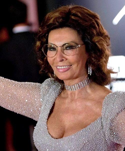 Actress and beauty icon Sophia Loren has turned 79