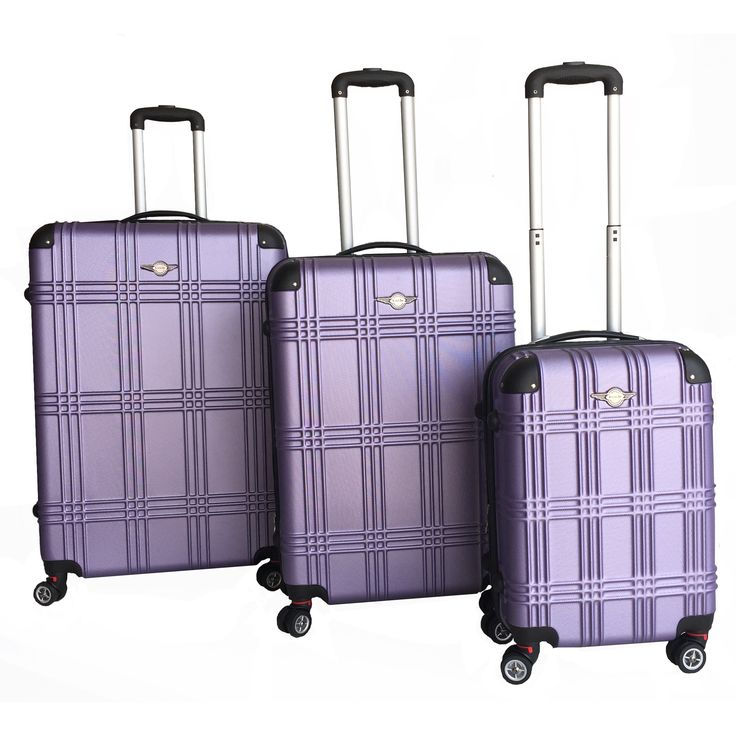 12 best the best luggage to get. images on Pinterest | Luggage ...