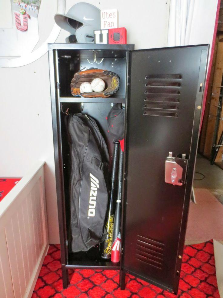 1000 ideas about kids locker on pinterest hockey room
