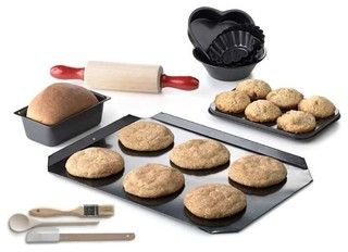 Kid's Baking Set - eclectic - cookware and bakeware - by King Arthur Flour