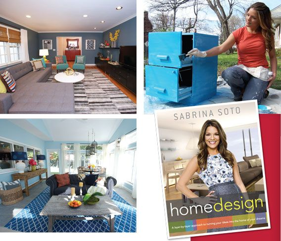 Sabrina Soto - HGTV Star - Home Design | Low high project ...