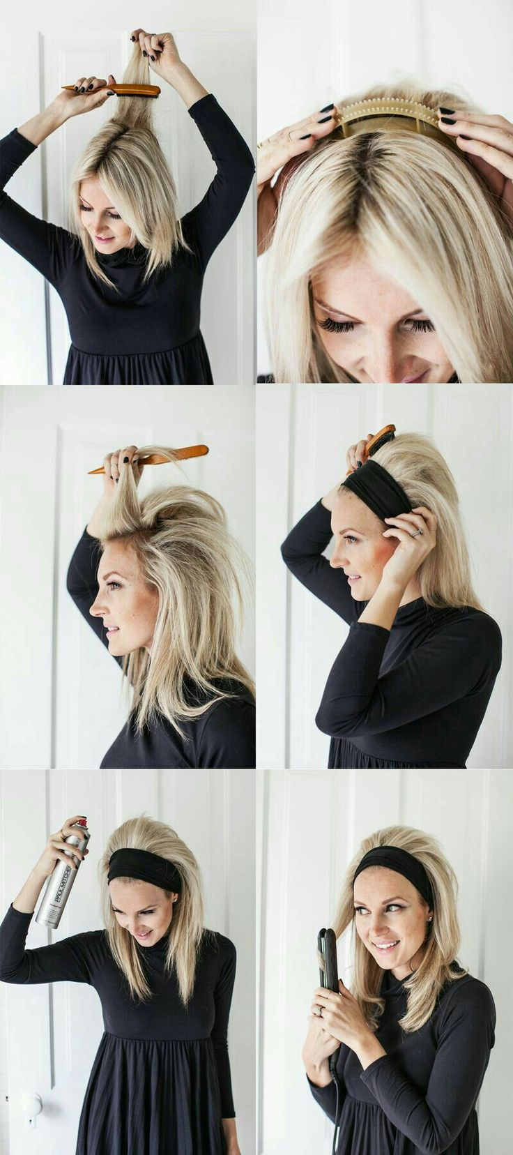 23 best College hairstyles images on Pinterest | College haircuts ...
