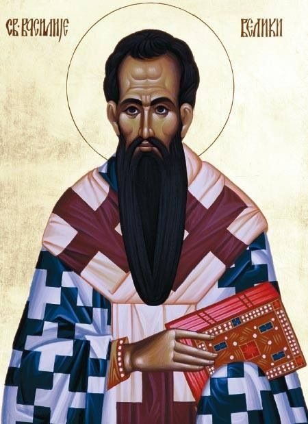 Happy Feast Day of St. Basil the Great!