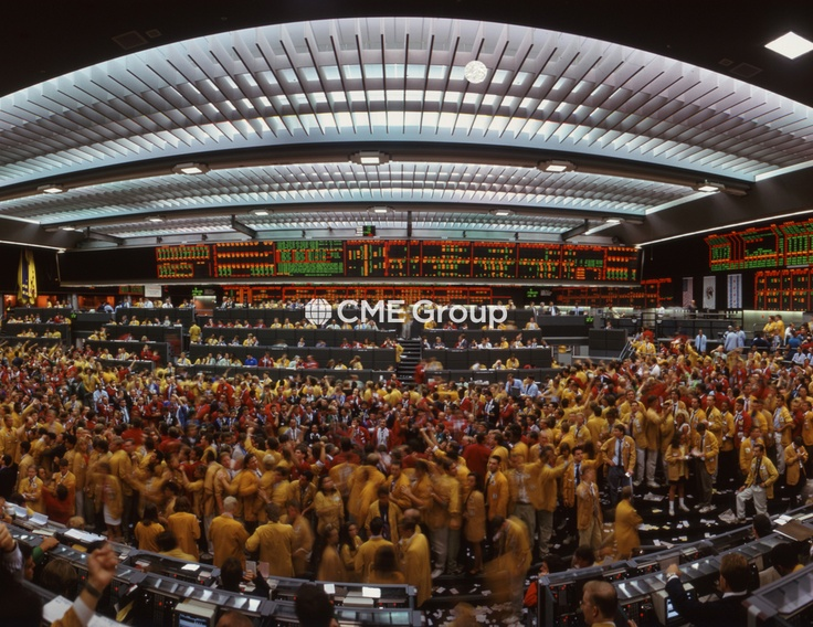 Cme group - futures & options trading for risk management