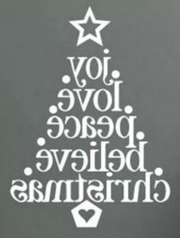 Tekst In spiegelbeeld