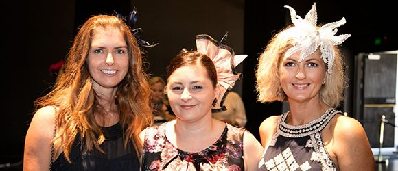 Fashion, prizes, and an endless supply of bubbly, St Laurence's College knows how to celebrate Melbourne Cup Day in style! Check the socials here: http://www.westendmagazine.com/st-laurences-college-melbou…/