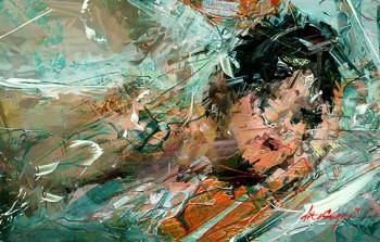 """""""LAYING#02"""" #Creative #Art in #digital-art @Touchtalent"""